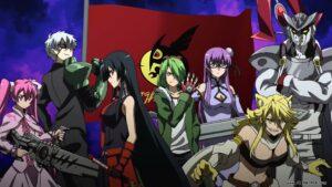 Anime unde personajul principal moștenește puterile