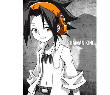 Cospa lansează produse legate de Shaman King