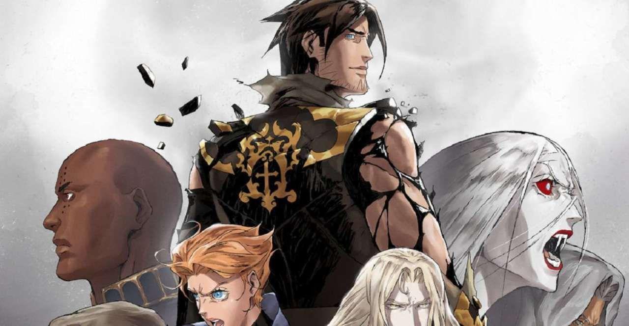 Ultimul sezon din Castlevania va fi lansat pe 13 Mai