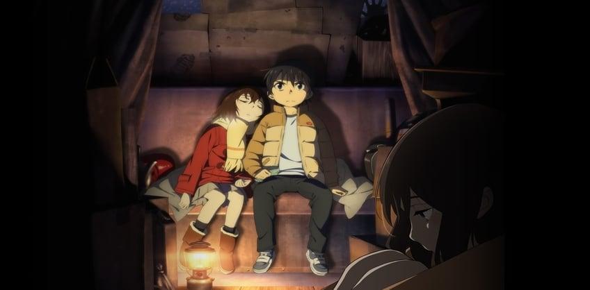 Recenzie Anime – Erased