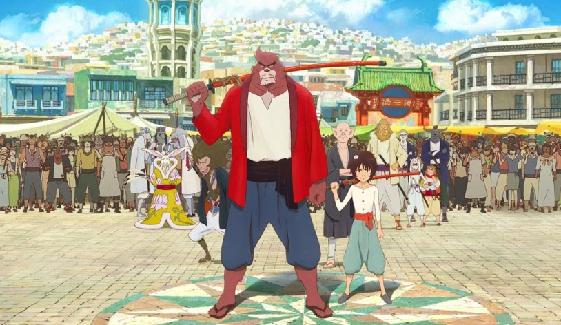 Recenzie Anime – Bakemono no Ko