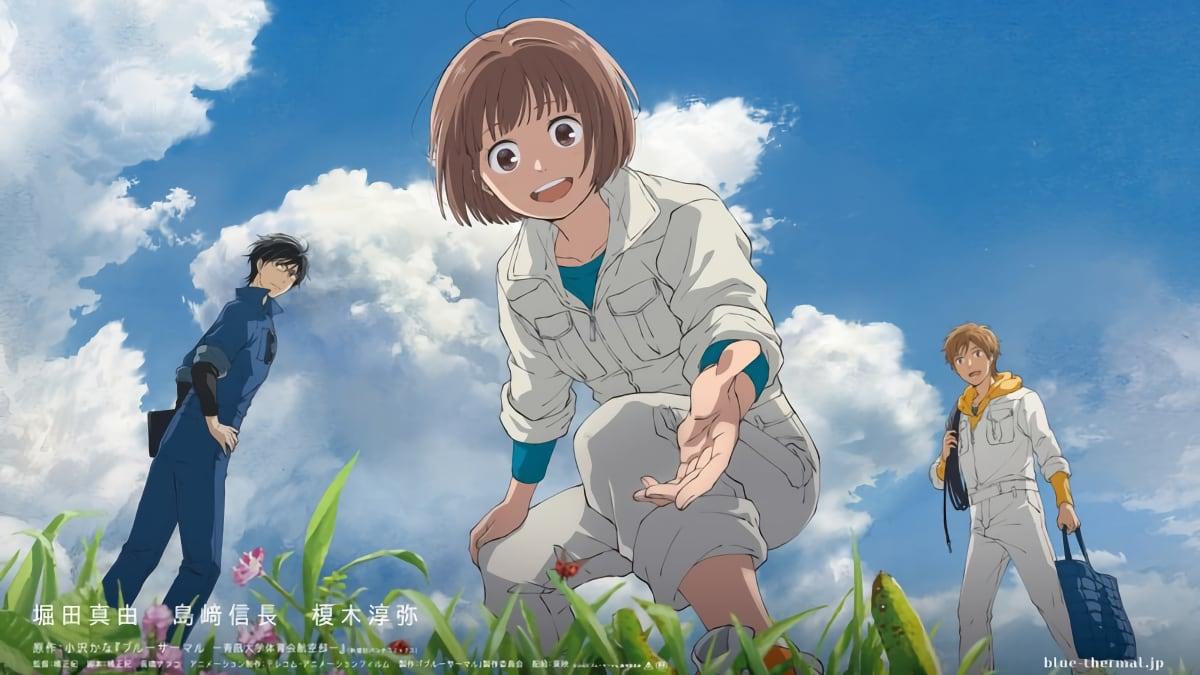 Manga Blue Thermal va primi un film anime
