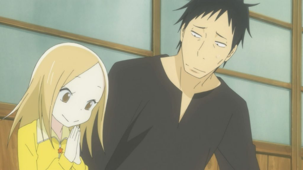 Recenzie Anime – Usagi Drop